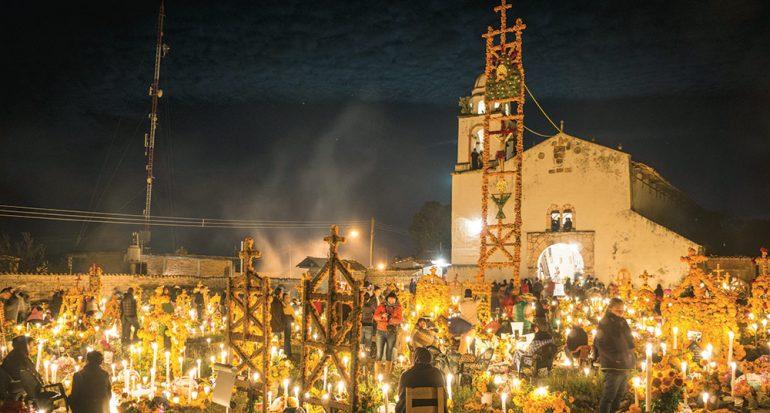 Mi foto / Noche de Muertos