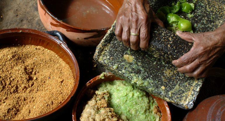 Michoacán celebra el XV encuentro de la cocina tradicional