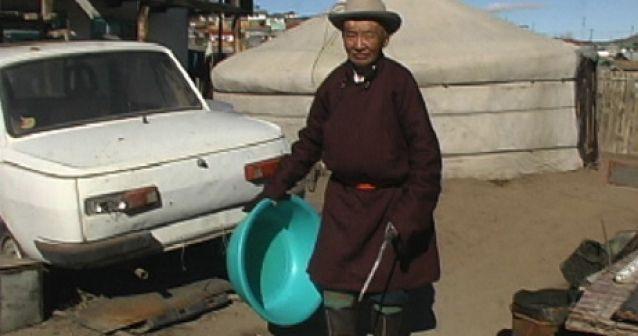 Migración de Mongoles
