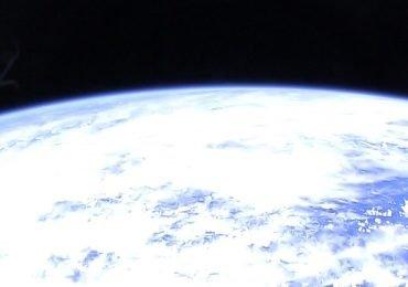 Mira el planeta Tierra como los astronautas