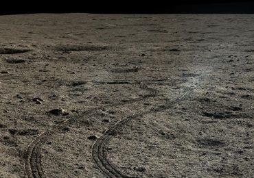 Mira fotos impresionantes del aterrizador lunar de China