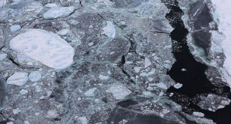 Misión IceBridge: evidencia visual del cambio climático
