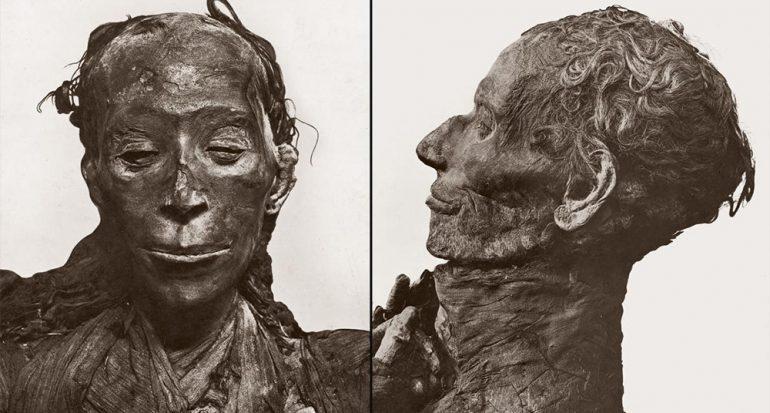 Momias asombrosas: los bisabuelos de Tutankamón