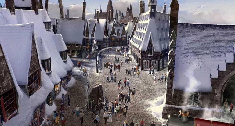 Mundo de Harry Potter en Hollywood abrirá en abril