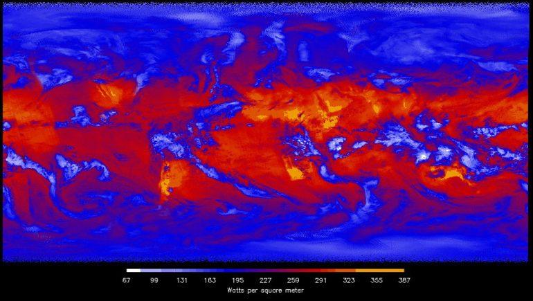 NASA debuta sistema para captar energía terrestre