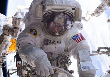 NASA transmite caminata espacial en la Estación Espacial Internacional