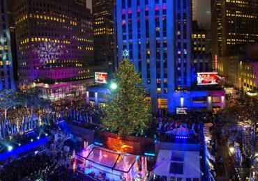 Navidad en el Rockefeller Center