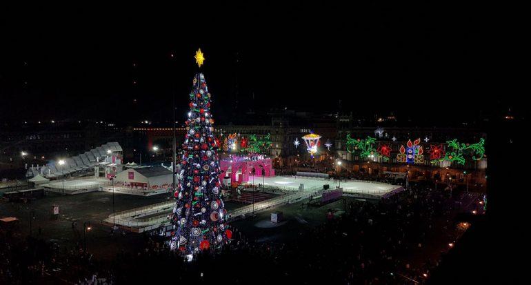 Navidad en la Ciudad de México 2016