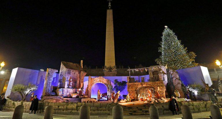 Navidad mexicana en el Vaticano 2016