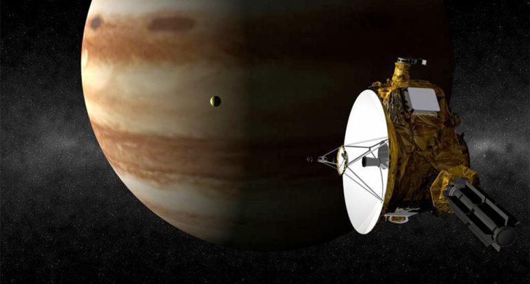 New Horizons encuentra el camino libre