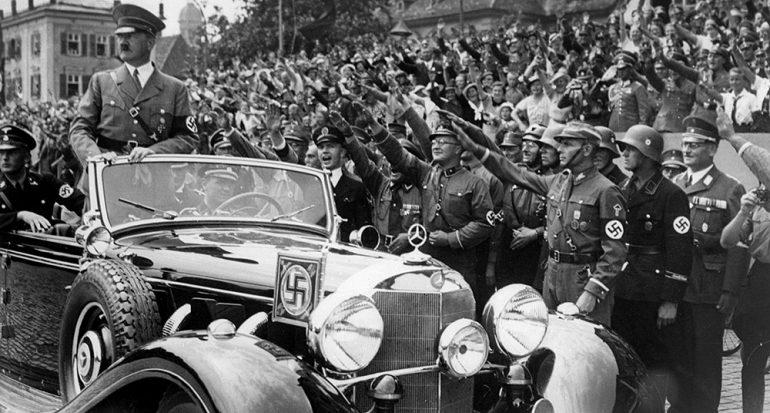 No se encuentra comprador para el Mercedes de Hitler en subasta