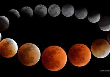 No te pierdas el eclipse lunar más largo del siglo