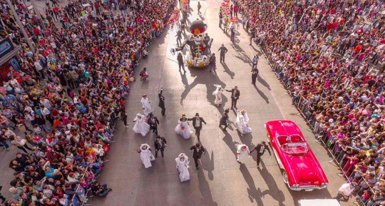 No te pierdas el gran desfile de Día de Muertos en la CDMX