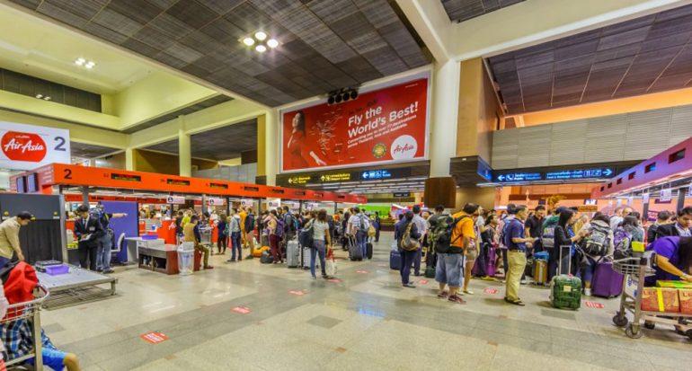 Noticias del aeropuerto Don Mueang de Bangkok