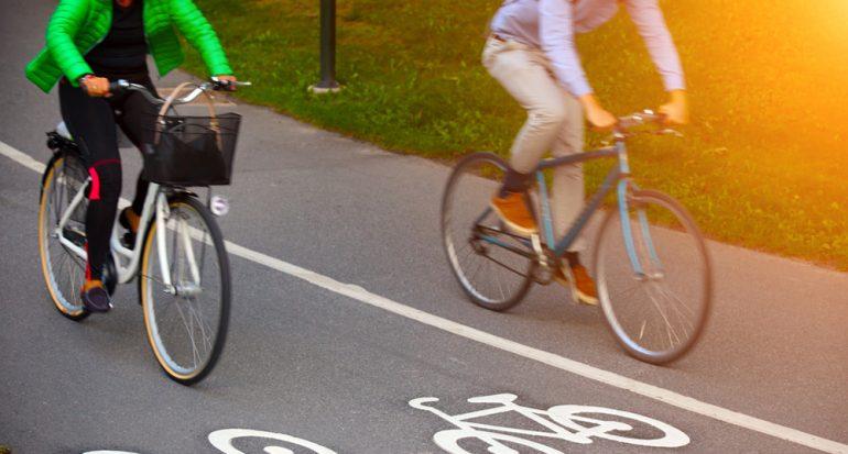 Nueva ruta cicloturística en el sur de Suecia
