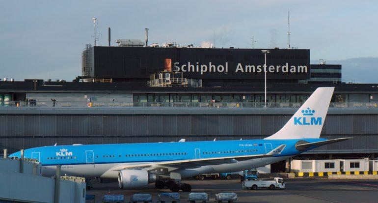 Nueva terminal en Ámsterdam