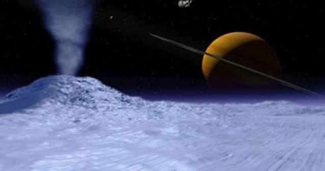 Nuevas observaciones de géiseres en una luna de Saturno