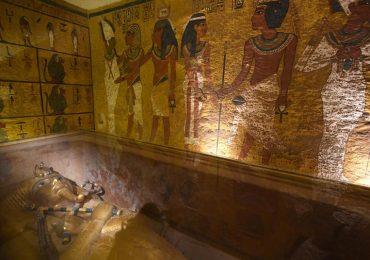 Nuevas pruebas de cámaras ocultas en la tumba de Tutankamón