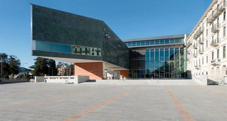 Nuevo centro de arte en Suiza