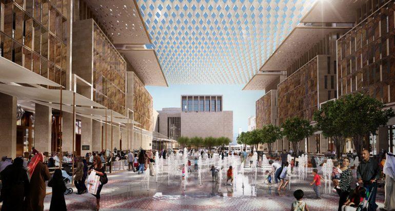 Nuevo complejo de museos en Qatar