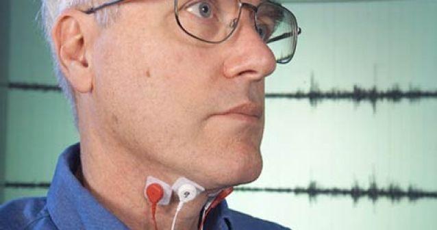 Nuevo dispositivo para hablar en silencio