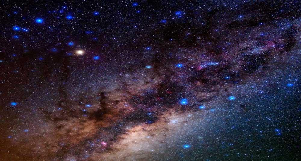 Nuevo mapa de la Vía Láctea muestra millones de estrellas jamás vistas