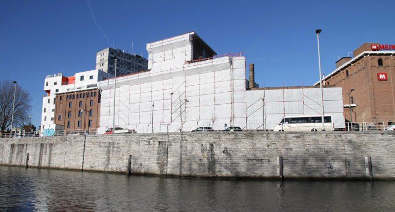 Nuevo museo para cultura 2.0 en Bruselas