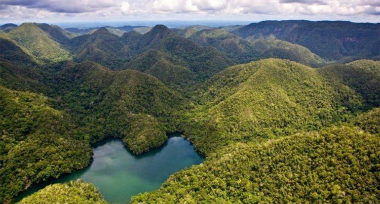 Nuevo parque nacional en Perú