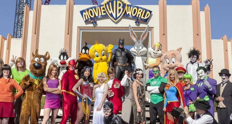 Nuevo parque temático de Warner Bros en Abu Dhabi