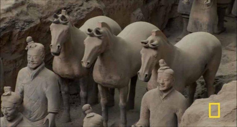 Nuevos hallazgos sobre los guerreros de terracota de China