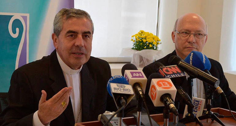 Obispos de Chile presentan nuevas medidas para evitar casos de abuso sexual