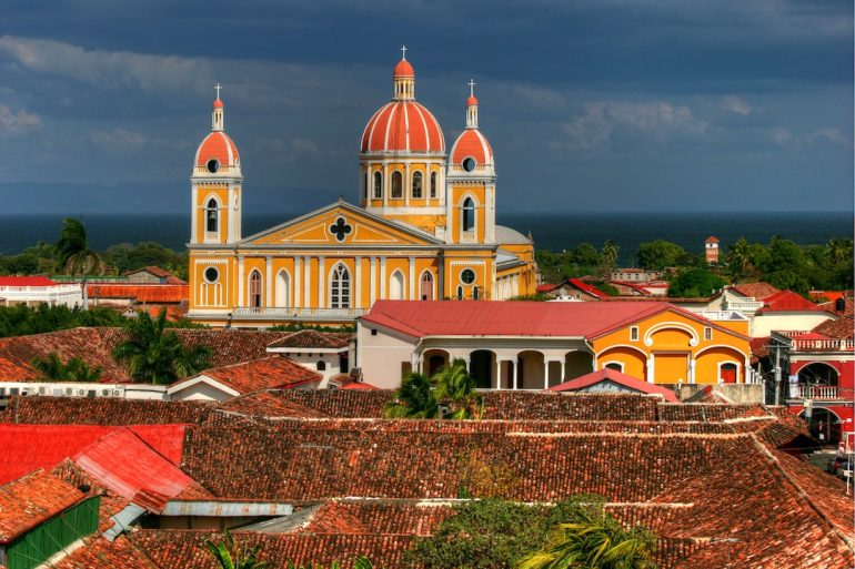Octava parada: Granada a Costa Rica