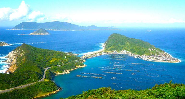 Okinoshima: la isla en Japón a la que no pueden acceder mujeres