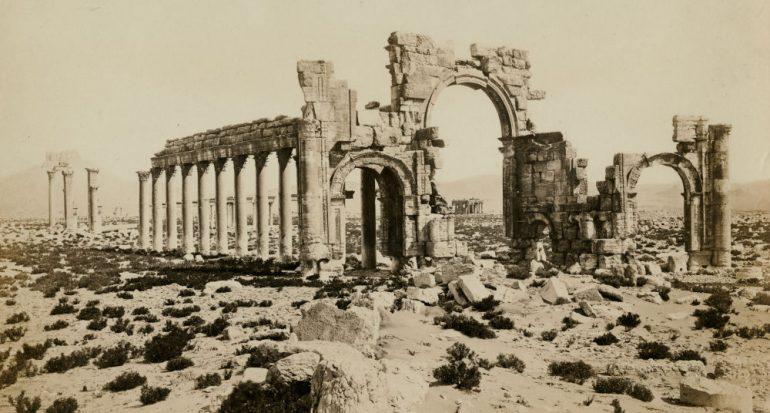 Palmira bajo amenaza