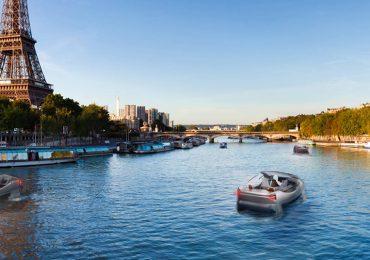 París tendrá taxis acuáticos en el río Sena