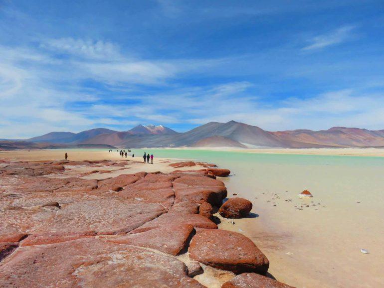 Paraíso en el Altiplánico Chileno