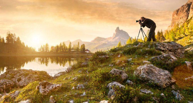 Para amantes de la fotografía