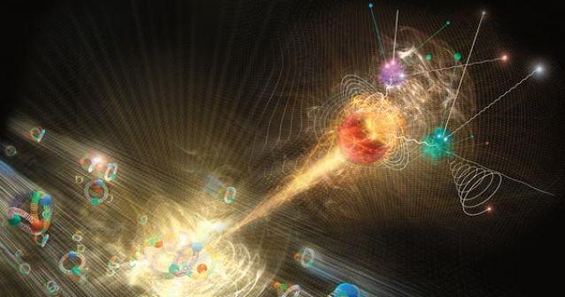 Partícula Higgs-boson y el origen del universo