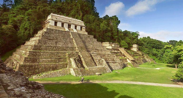 Paseo en zona maya