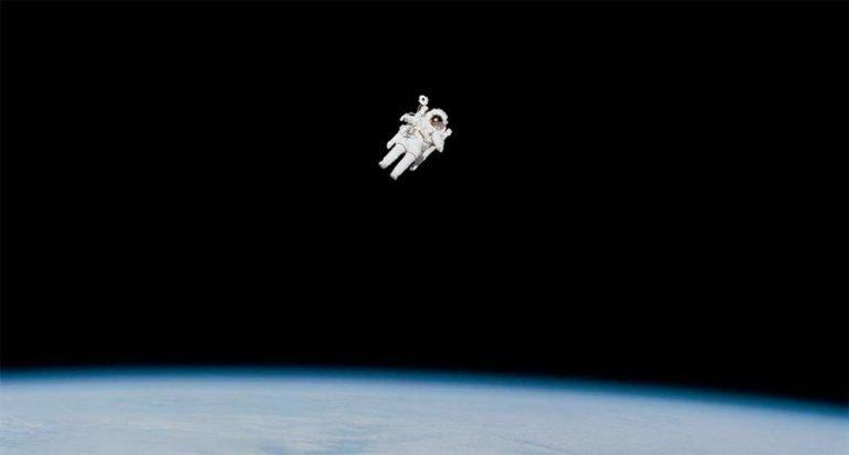Pasos en el espacio