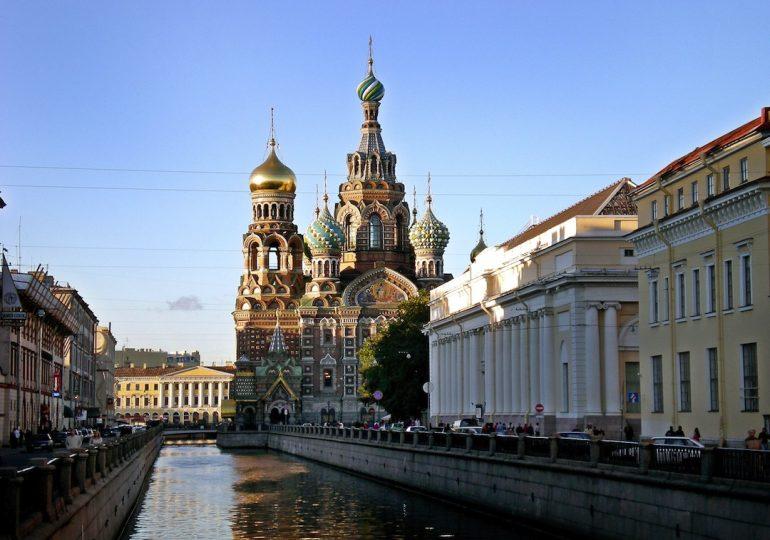Pasos por San Petersburgo