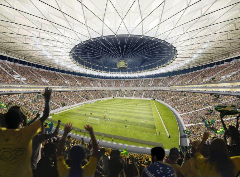 Planear un viaje a la Copa Mundial de Brasil