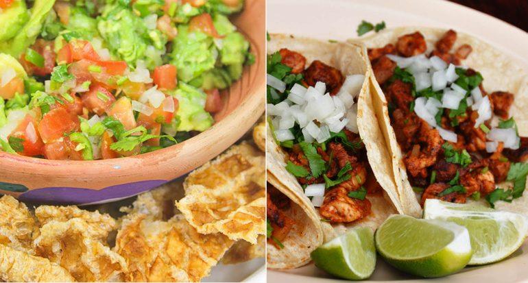 Platillos que no pueden faltar en una noche mexicana