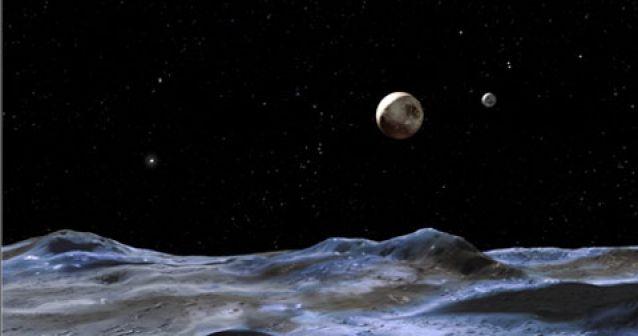 Plutón no es un planeta