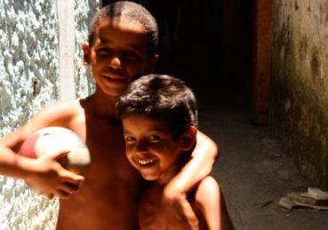 Posada en la favela carioca