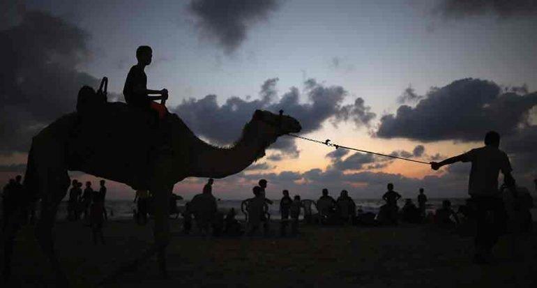 Precaución al visitar la península arábiga