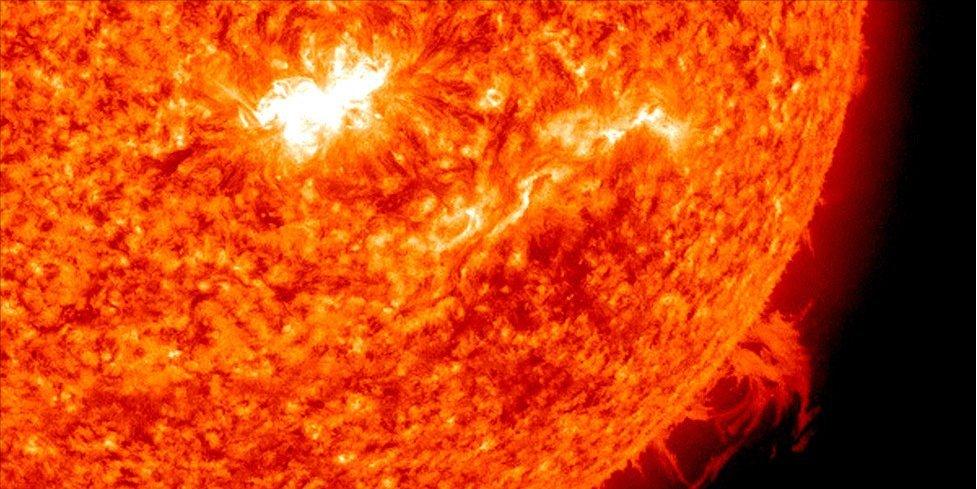 Prominencia solar