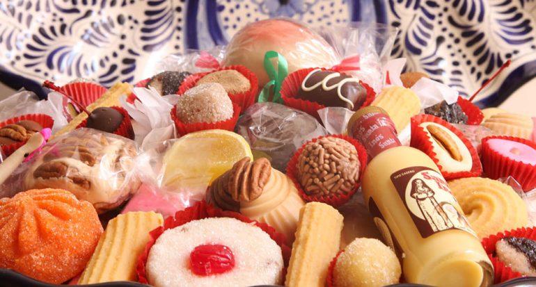 Prueba los mejores dulces típicos de Puebla