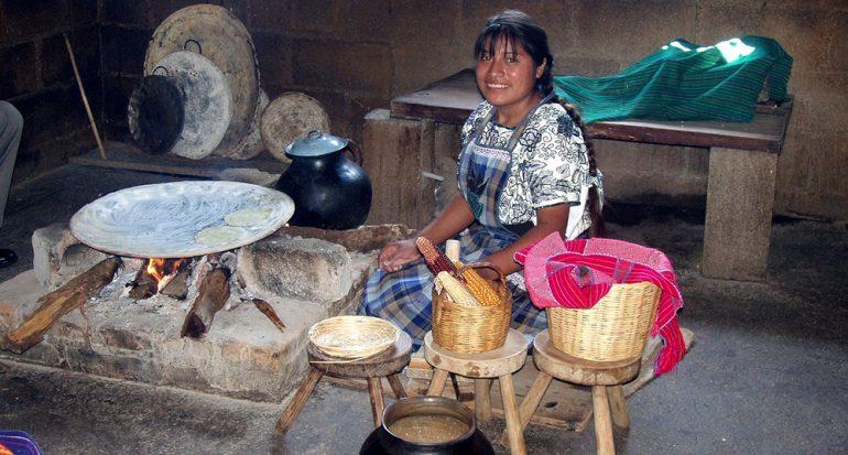Prueba los platillos típicos de Chiapas