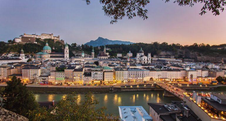 Razones para visitar Salzburgo en 2016